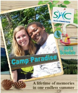 Camp Brochure – Cover 2018